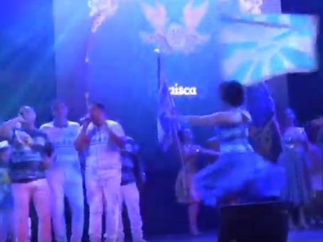 Apresentação do samba-enredo da Águia de Ouro - Carnaval 2020