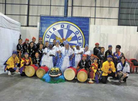 """Festival em SP reúne """"toda cultura da ilha de Okinawa em uma única festa"""""""