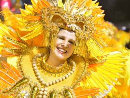 Águia de Ouro celebra 43 Carnavais
