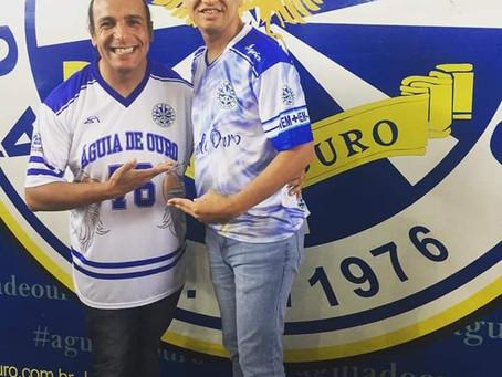 """Águia anuncia """"Seleção"""" com Sidnei França, Anderson Rodrigues, Laíla e permanências de profissionais"""