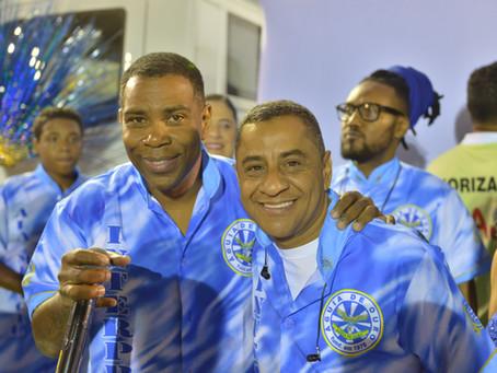 Águia de Ouro apresenta pilotos e samba para Carnaval 2020