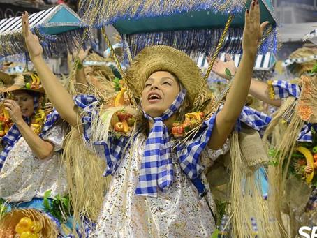 É hoje! Águia de Ouro lança enredo para o próximo Carnaval