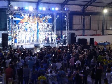 Em festa de aniversário, Águia de Ouro anuncia enredo para o próximo Carnaval