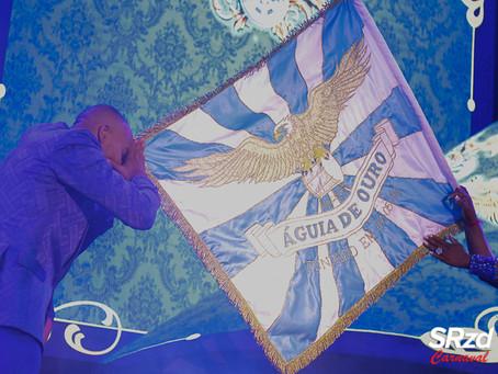 'Nada se compara a esse amor': Águia de Ouro apresenta samba e fantasias para o Carnaval de 2020