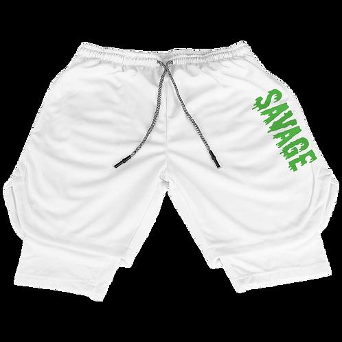 Slimer Savage Shorts
