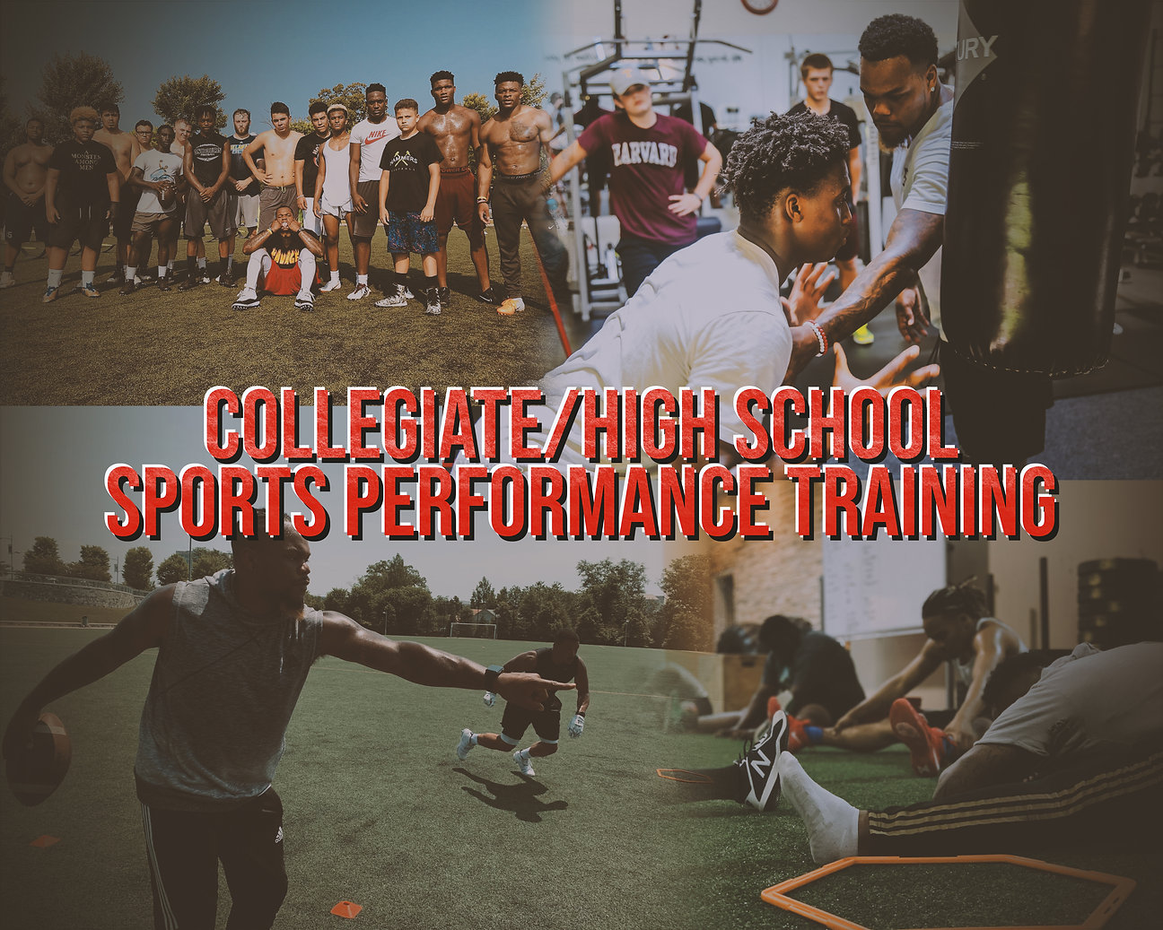Collegiate-High School Sports Performanc