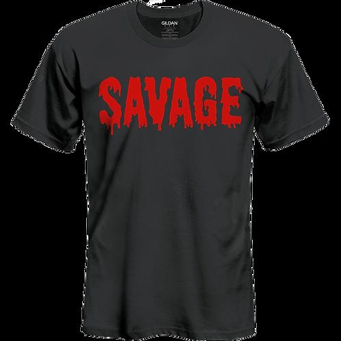 """""""Bloody Savage"""" Tee"""