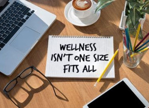 Wellness Isn't One Size Fits All