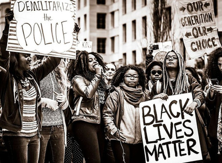 Lead with Love. Black Lives Matter.