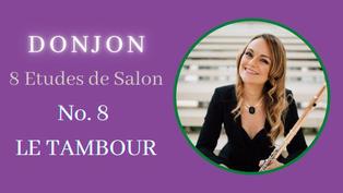 No 8 - LE TAMBOUR