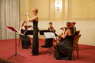 Performance with Habanera Quartet