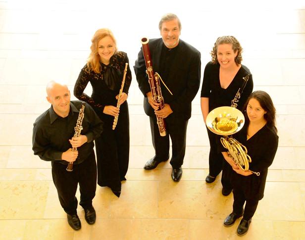 Wingra Faculty Quintet