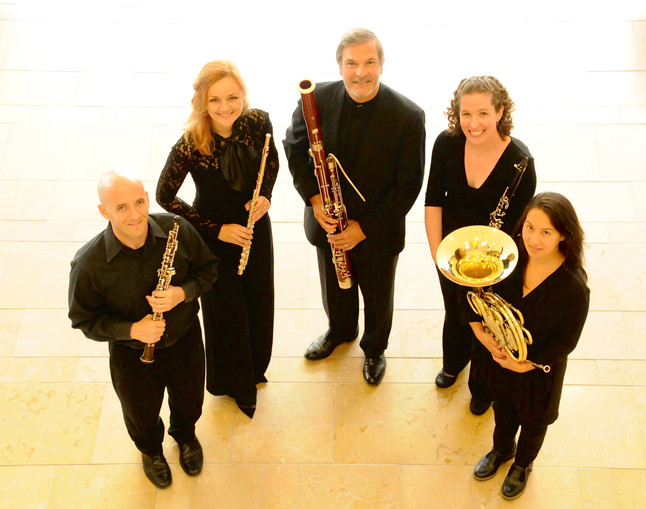 Wingra Faculty Quintet