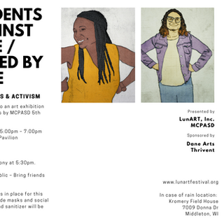 Students Against Hate - Event Invitation