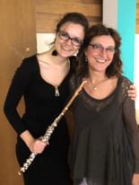 Stephanie Jutt and me
