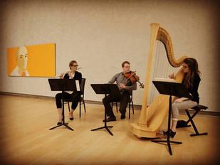 Atlantic Music Festival - Debussy trio