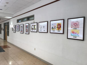 Youth Art Celebration Exhibition #6
