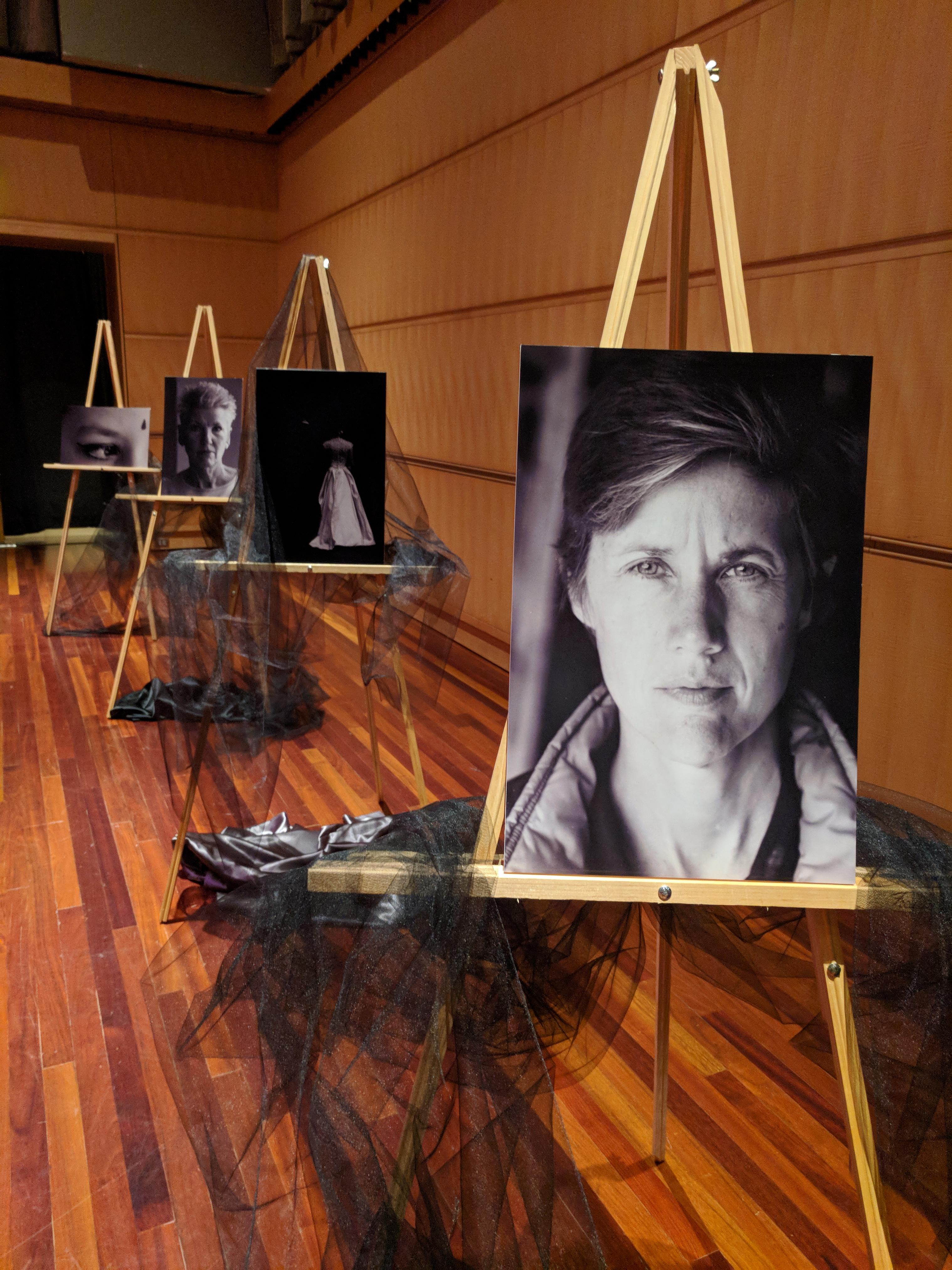 Katrin Talbot, photo exposition