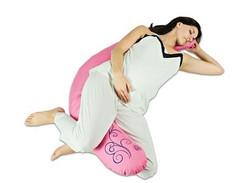 Almohada de embarazo Media Luna