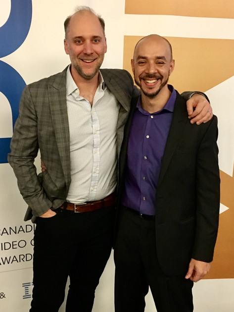 Canadian Videogame Awards - 3