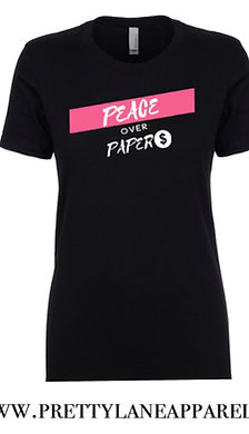 Peace Over Paper