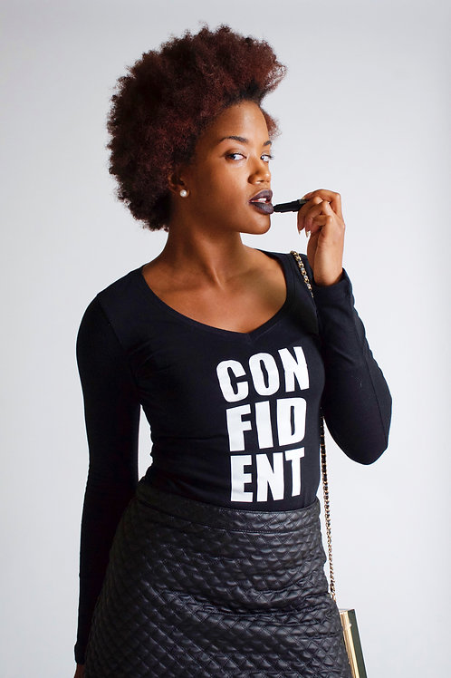 Confident Long Sleeve