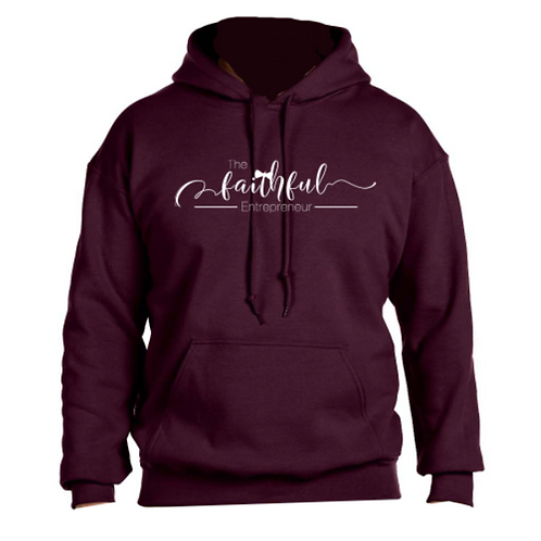 The Faithful Entrepreneur Hoodie