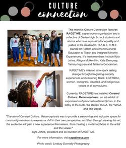 Darien Arts Center Newsletter