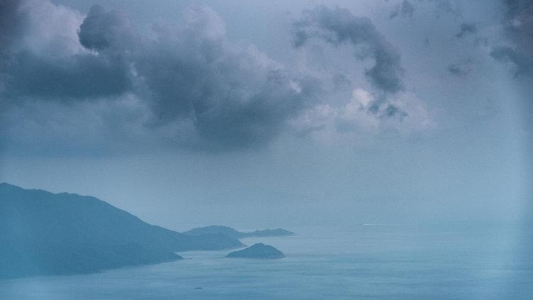 Bay Clouds V.2