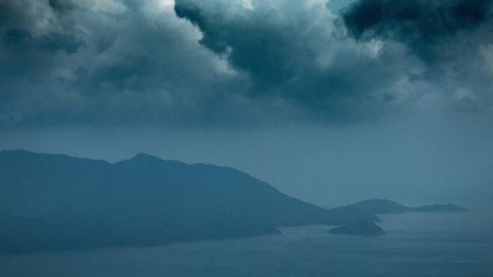 Bay Clouds V.1