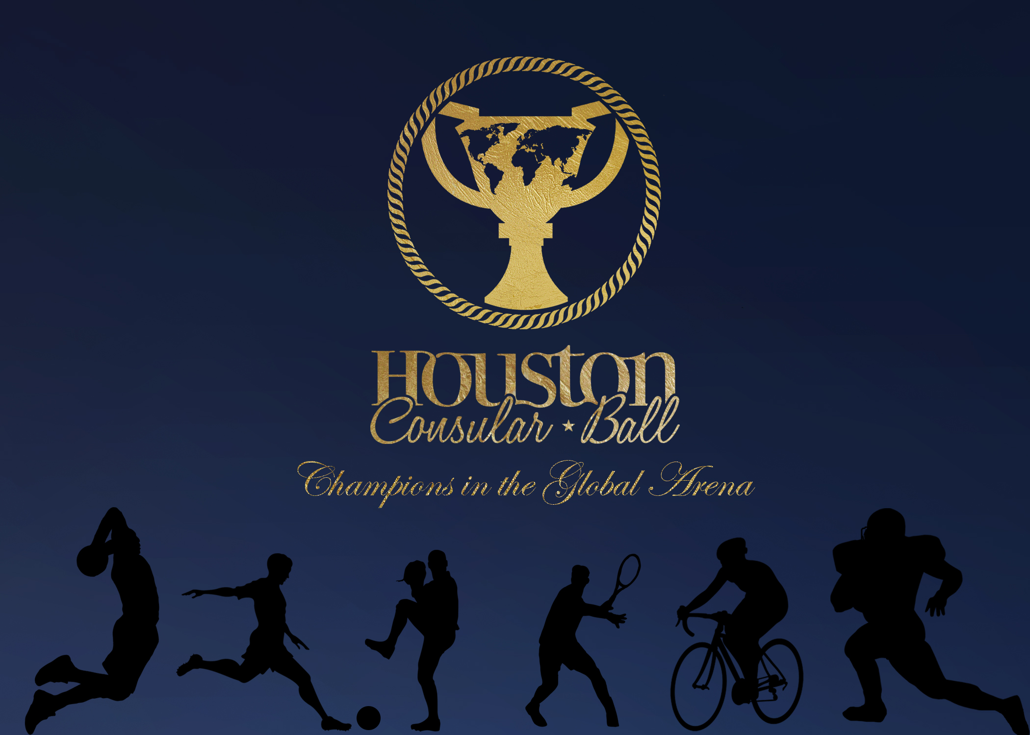 Houston Consular Ball 2016Invitation