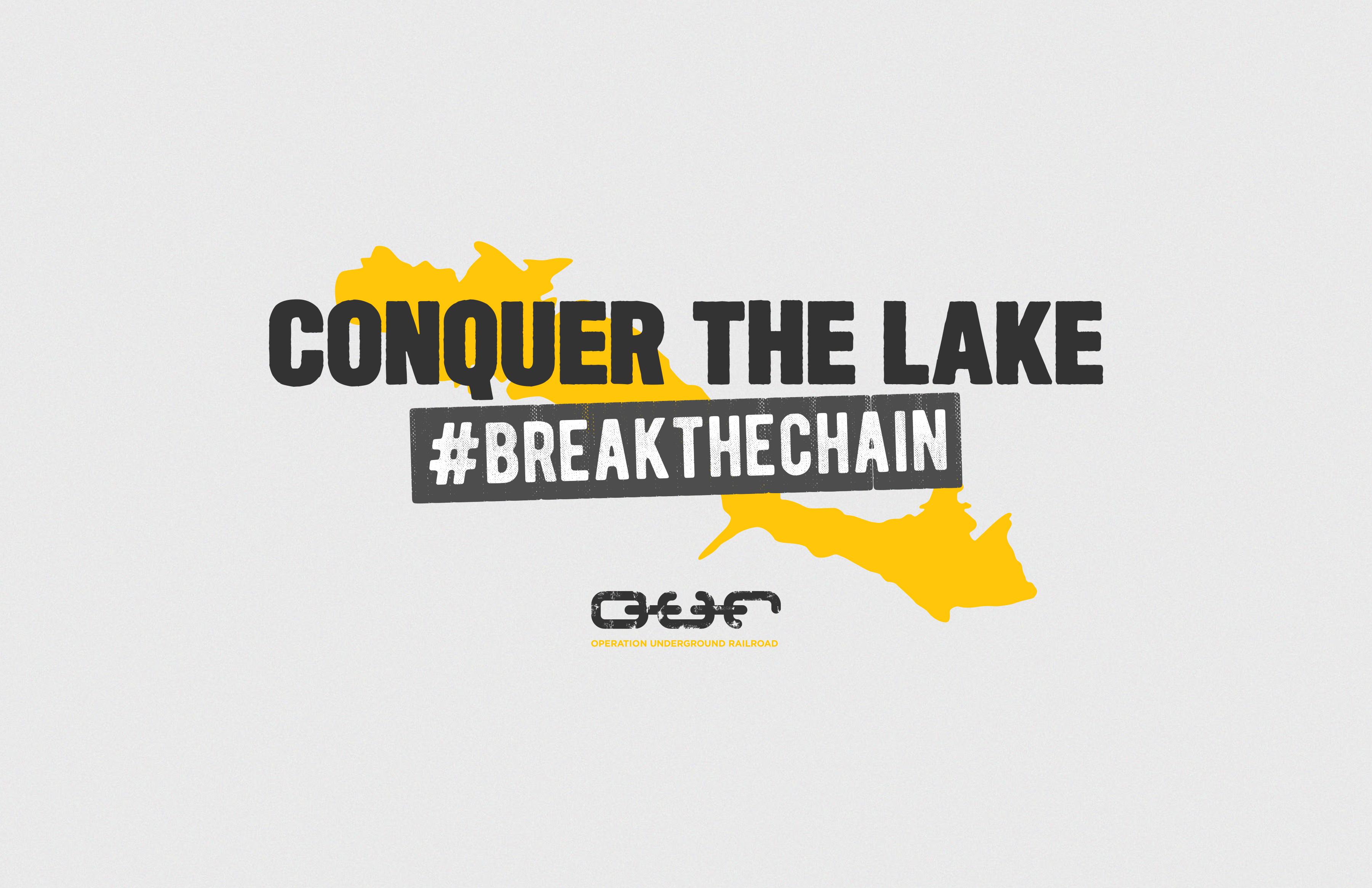 ConquerTheLake Marathon · OUR
