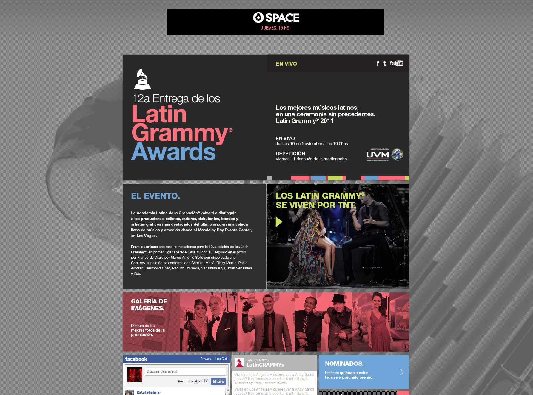 Latin Grammy Awards®