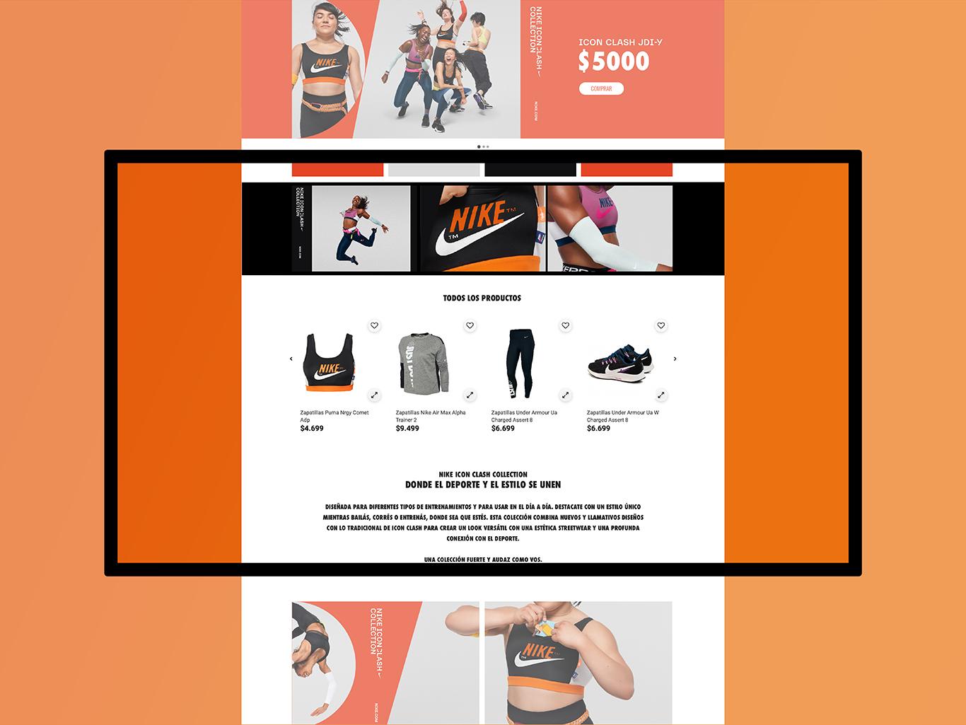 Nike Icon Clash