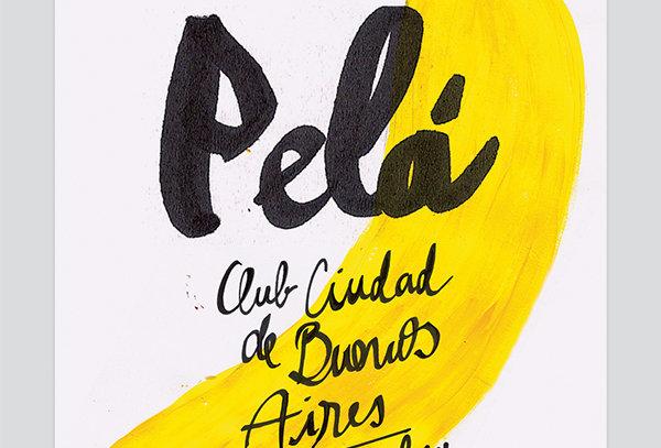 Poster Festival Pelá
