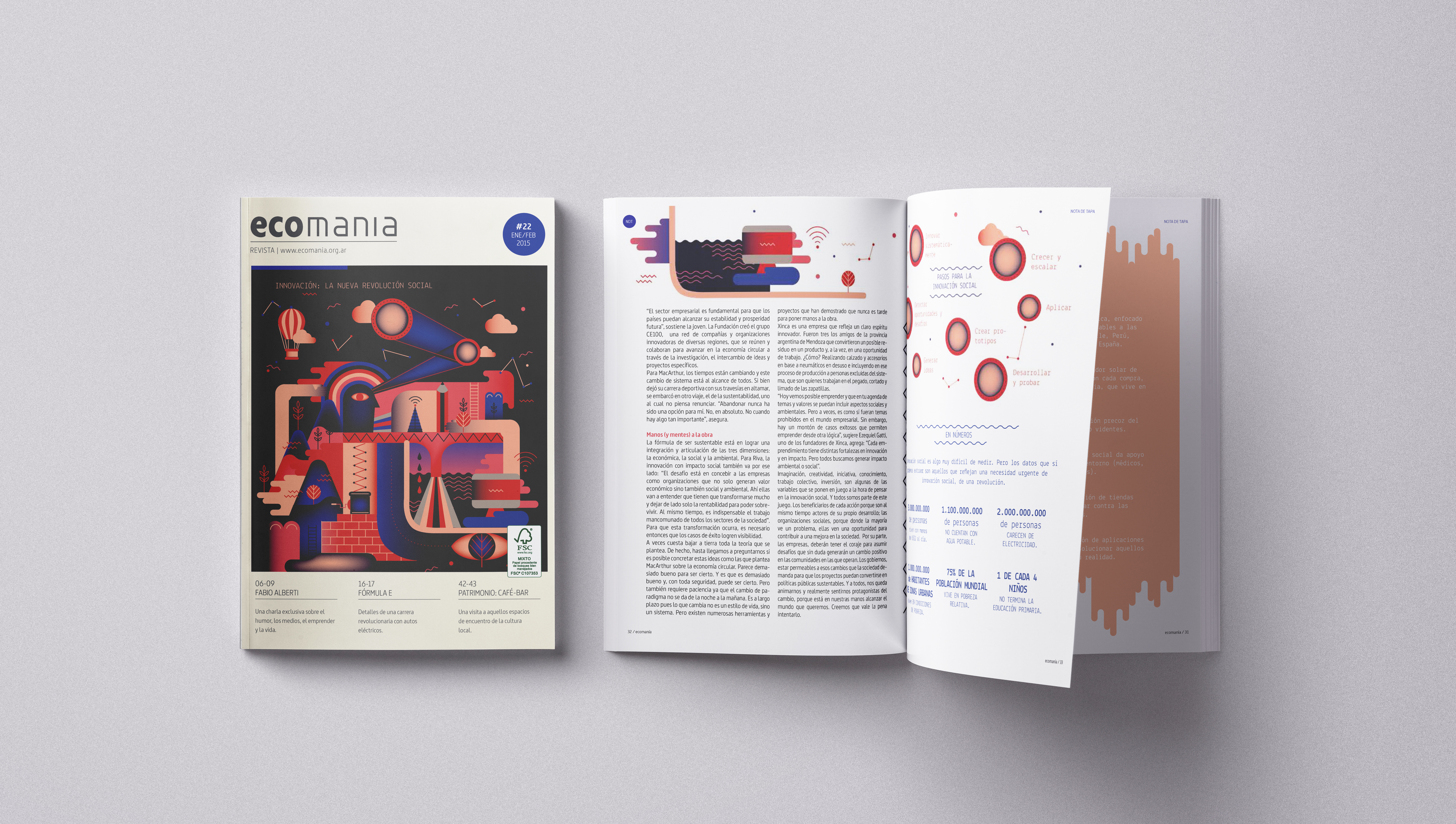 Revista Ecomania