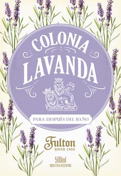 Fulton Colonia Lavanda®