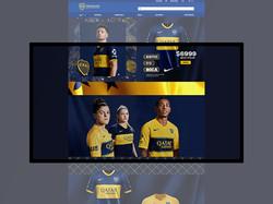 Nike Boca Jr