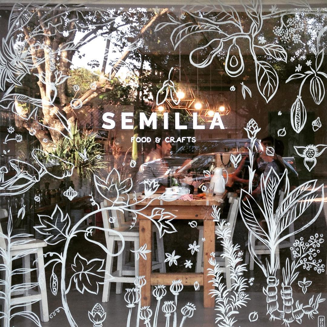 Semilla Food & Crafts Fachada