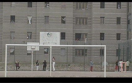 Film justice, prison, Les résidentes