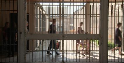 Film justice, prison, famille, de l'accueil au parloir, le long chemin des familles