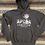 Thumbnail: Grey Hooded Sweatshirt (Youth & Adult)