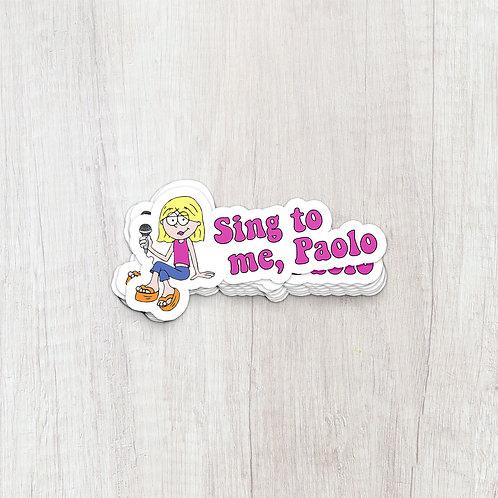 Lizzie McGuire Sticker