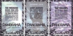 Panorama NYC Festival Posters