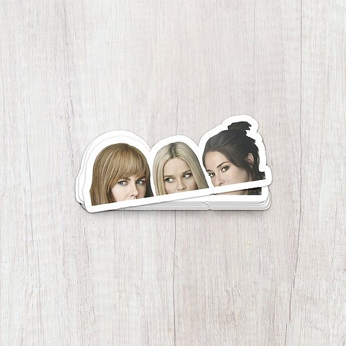 Big Little Lies Sticker