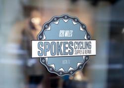 Spokes Cycling Branding
