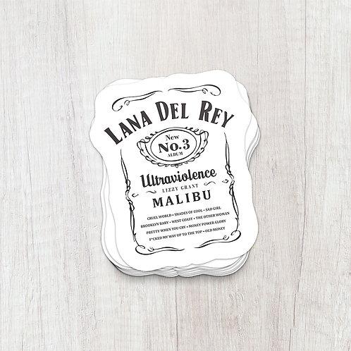 LDR Sticker