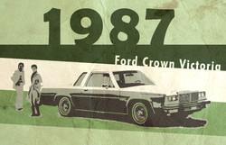 Vintage Car Poster (2)