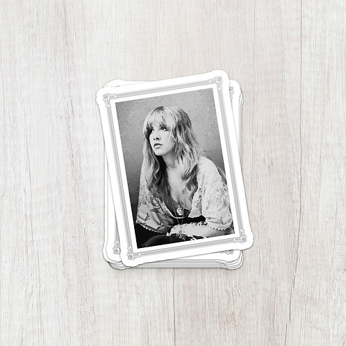 Stevie Nicks Portrait Sticker