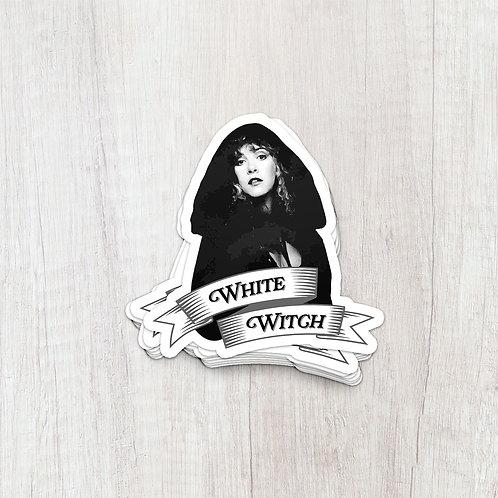 White Witch Sticker
